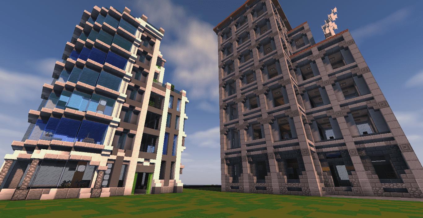 Info Bauevent Zum Thema GTA Hochhäuser Ergebnisse - Minecraft hochhauser